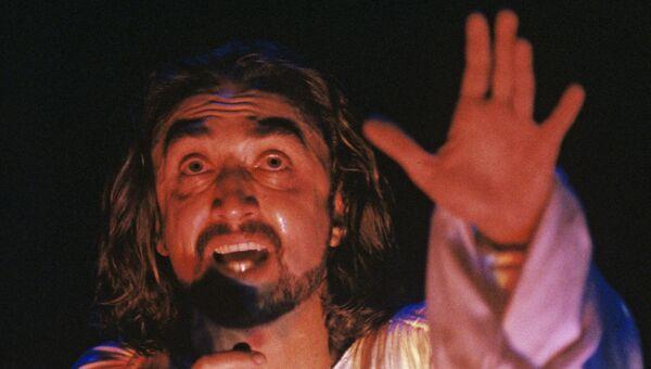 Актер Олег Казанчеев. Архивное фото