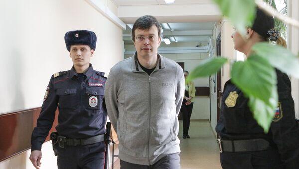 Денис Никандров. Архивное фото