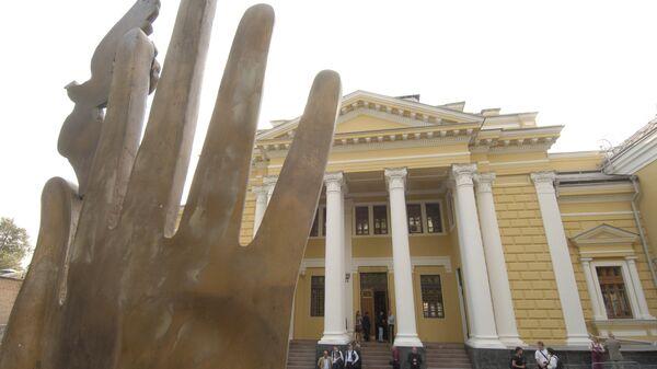 Здание Московской хоральной синагоги