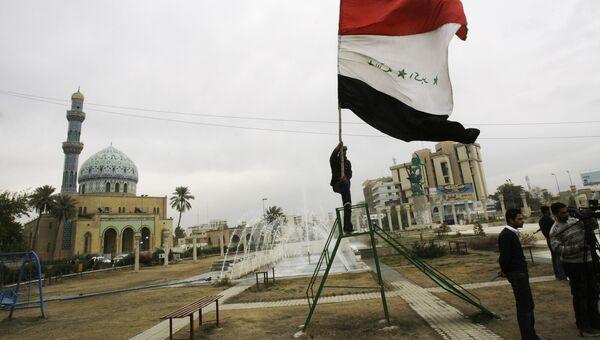 Вид Багдада. Архивное фото