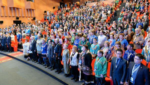 Съезд Ассоциации КМНСС и ДВ