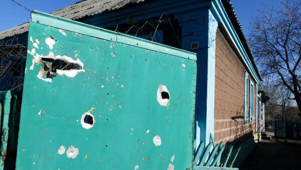 Ситуация в Ясиноватой в Донецкой области. Архивное фото
