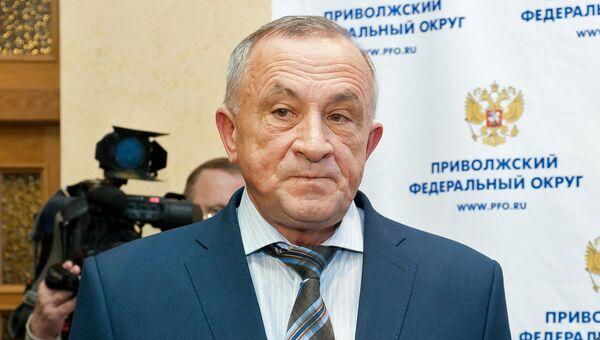 Бывший глава Удмуртской Республики Александр Соловьев. Архивное фото