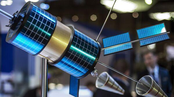 Космический аппарат Гонец-М. Архивное фото