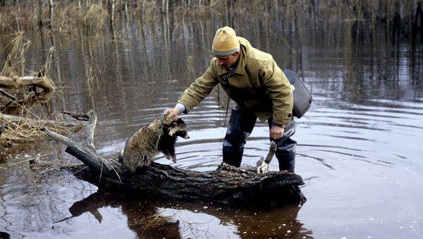 В России впервые проведена спасательная операция Мазай
