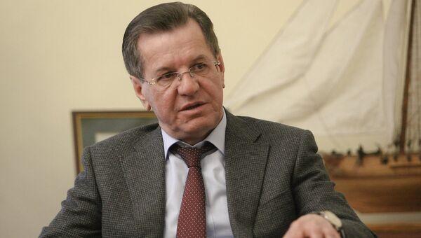 Александр Жилкин. Архивное фото