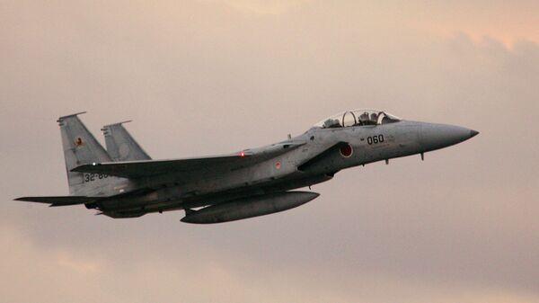 Истебитель F-15 Воздушных сил самообороны Японии