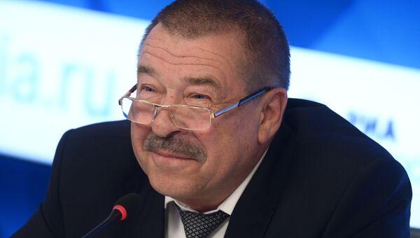 Председатель правительства Тульской области Юрий Андрианов. Архивное фото