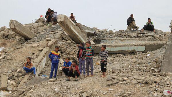 Ситуация в Ираке. Архивное фото