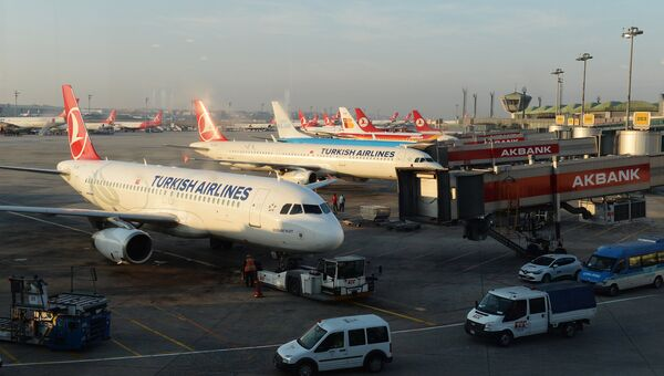 Международный аэропорт имени Ататюрка