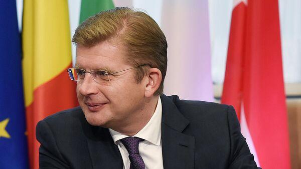 Министр экономики Словакии Петер Жига