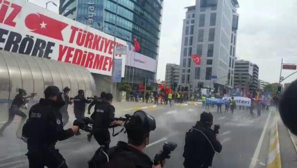 Полиция Стамбула. Архивное фото