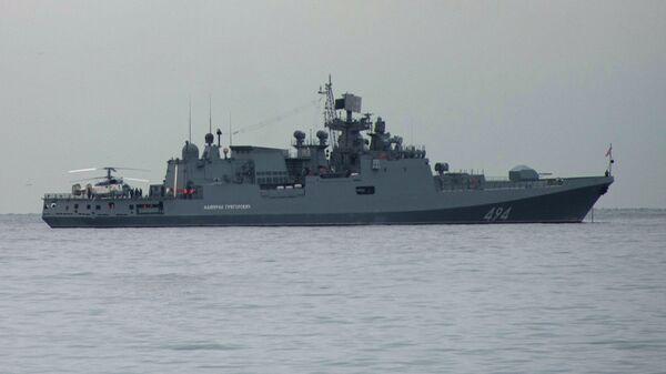 Сторожевой корабль Адмирал Григорович. Архивное фото