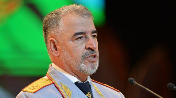 Министр внутренних дел Чеченской Республики Руслан Алханов. Архивное фото