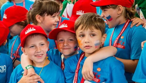 Всемирные игры для детей, победивших рак, стартуют в Москве 2 июня