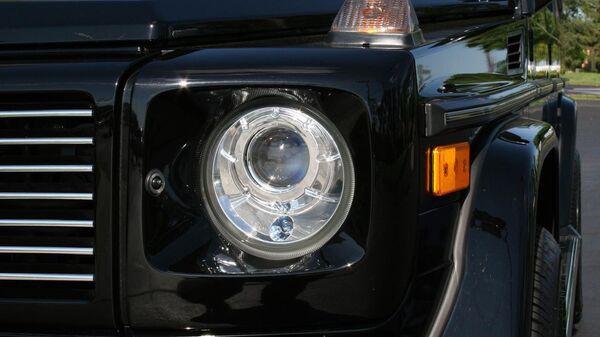 Автомобиль Mercedes-Benz Gelandewagen. Архивное фото