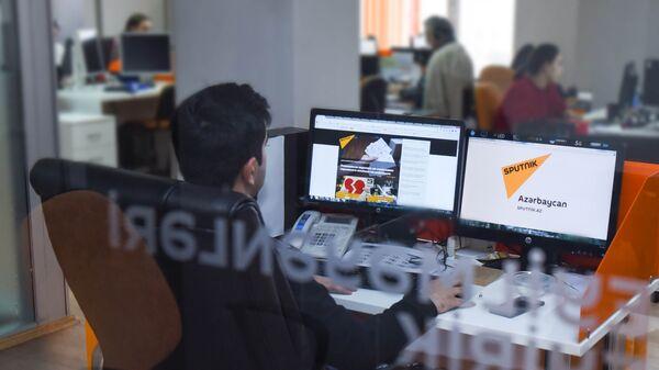 Sputnik Азербайджан вошел в десятку лидеров онлайн-СМИ страны согласно рейтингу измерителя интернет-аудитории Liveinternet