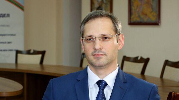 Глава МИД Приднестровья Виталий Игнатьев