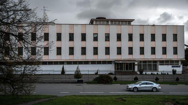 Посольство Республики Сербия в РФ в Москве
