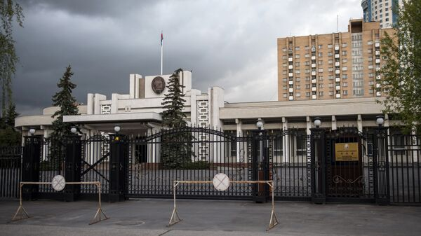 Посольство Корейской Народно-Демократической Республики в РФ в Москве