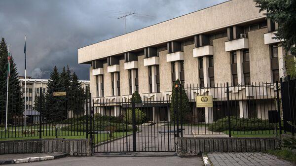 Посольство Болгарии в РФ в Москве