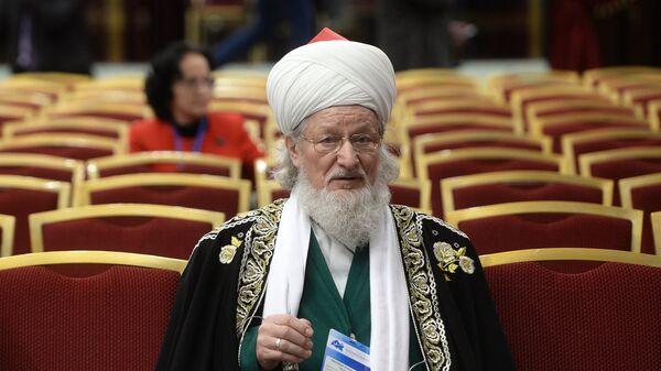 Председатель Центрального духовного управления мусульман России, Верховный муфтий Талгат Сафа Таджуддин