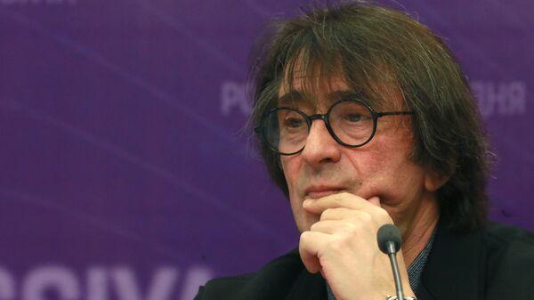 Художественный руководитель и главный дирижер Государственного симфонического оркестра Новая Россия Юрий Башмет
