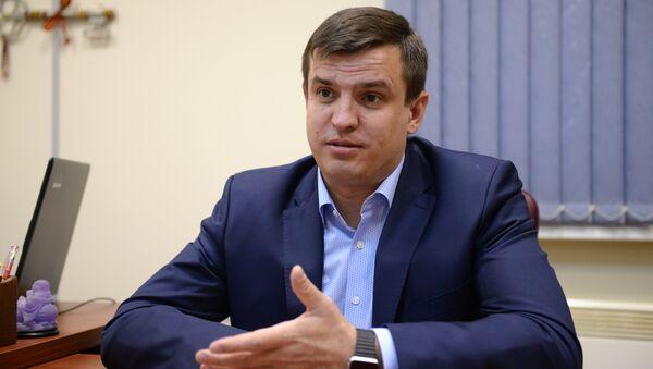 Сергей Ткаченко. Архивное фото