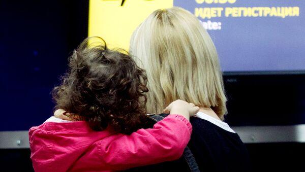 100 детей нашли семьи благодаря проекту «Летим за ребенком»