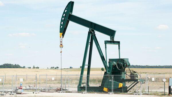 Добыча нефти во Франции