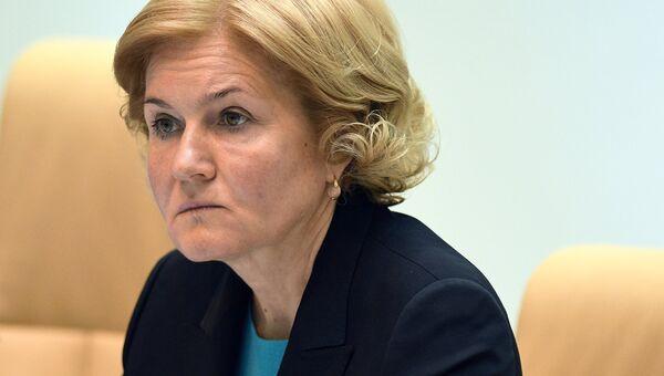 Ольга Голодец. Архивное фото