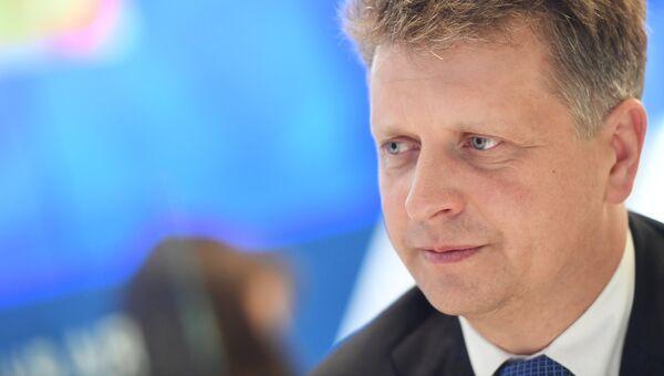 Министр транспорта РФ Максим Соколов