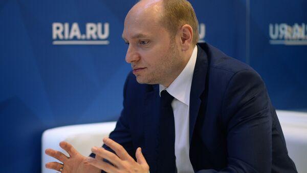 Министр Российской Федерации по развитию Дальнего Востока Александр Галушка. Архивное фото
