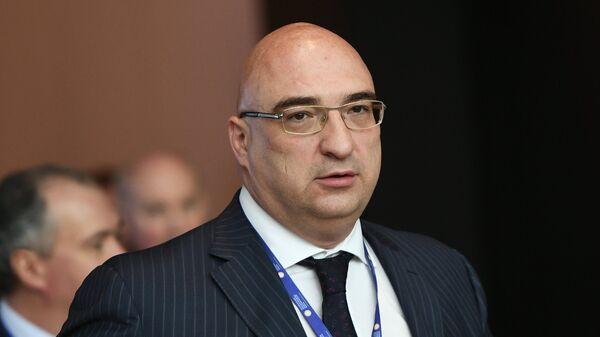 Генеральный директор ООО УК Металлоинвест Андрей Варичев