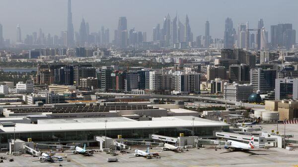 Международный аэропорт Дубай. Архивное фото
