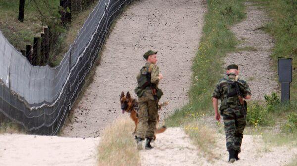 Российские пограничники