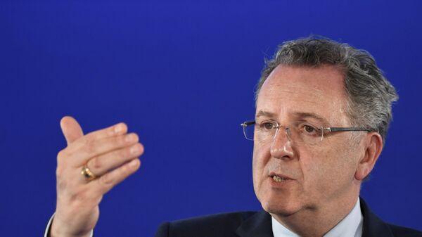 Министр территориального единства Франции Ришар Ферран