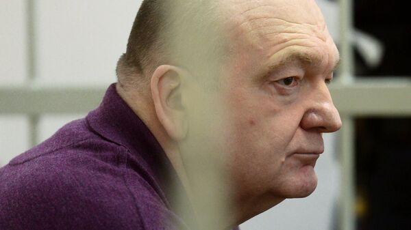 Бывший директор Федеральной службы исполнения наказаний России Александр Реймер. Архивное фото