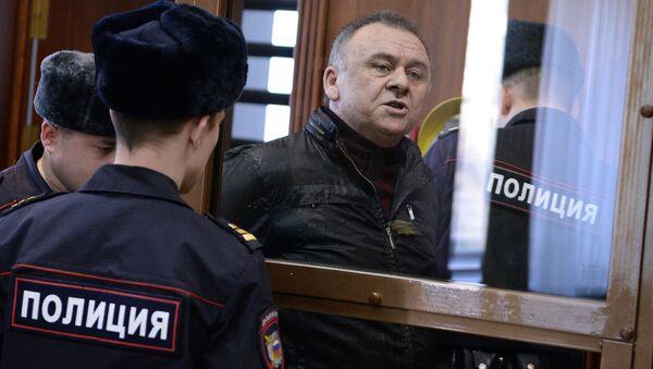 Один из обвиняемых в убийстве обозревателя Новой газеты Анны Политковской Лом-Али Гайтукаев