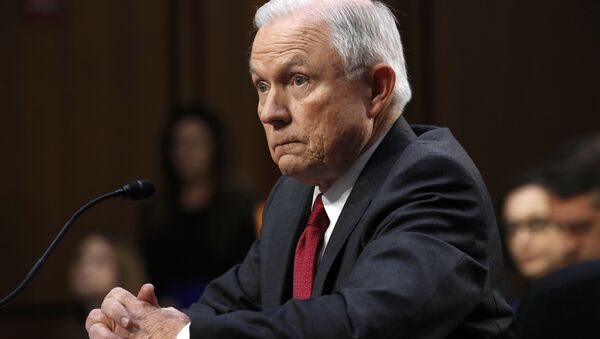 Генеральный прокурор Джефф Сешнс. Архивное фото