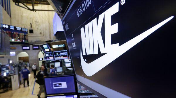 Логотип Nike. Архивное фото