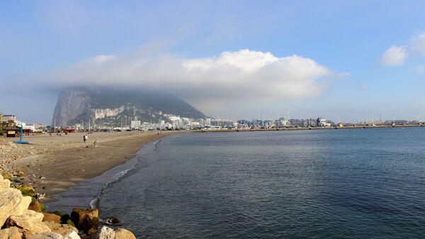 Морское побережье в Испании
