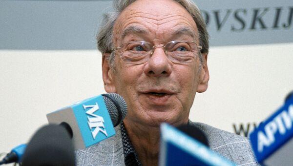 Народный артист СССР Алексей Баталов. Архивное фото