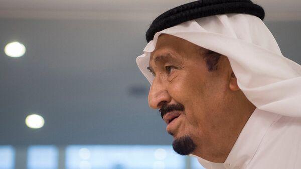 Король Саудовской Аравии.