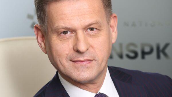 Глава НСПК Владимир Комлев