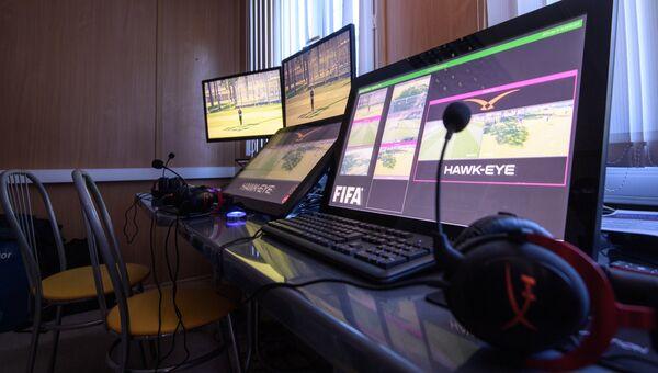 Система видеоповторов VAC во время подготовки к Кубку конфедераций-2017