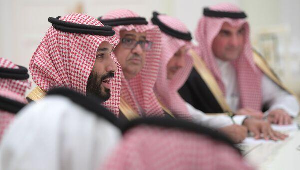 Мухаммед бен Сальман Аль Сауд. Архивное фото