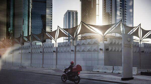 Обстановка в Дохе. Архивное фото
