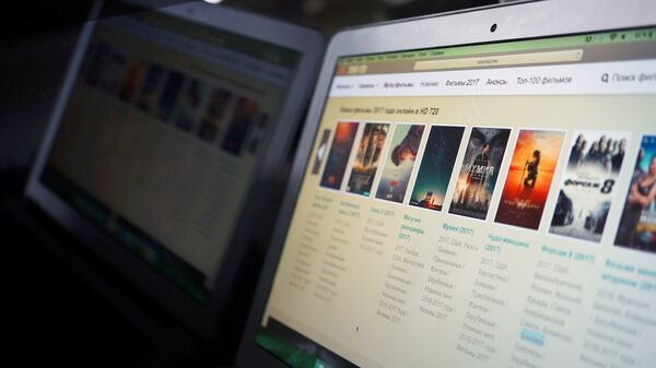 Интернет-сайт с видеоконтентом