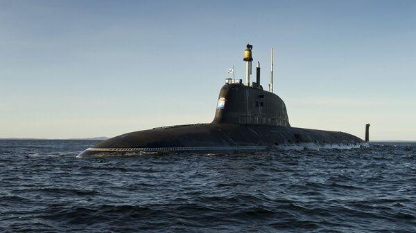Подводная лодка проекта Ясень-М. Архивное фото